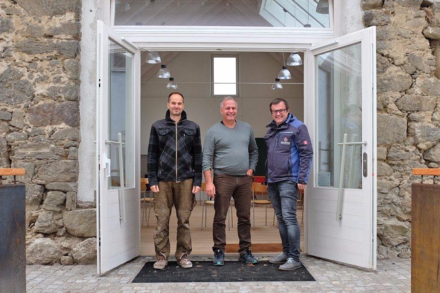 Gahleitner GmbH & Co KG • Achim Leibing