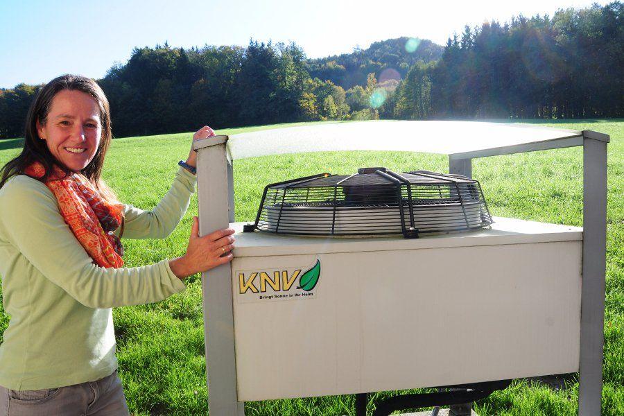 Mit der Anlage haben wir keine Arbeit, genießen hohen Komfort und sie arbeitet sehr effizient! Tolle Umsetzung von Martin Mangelberger!