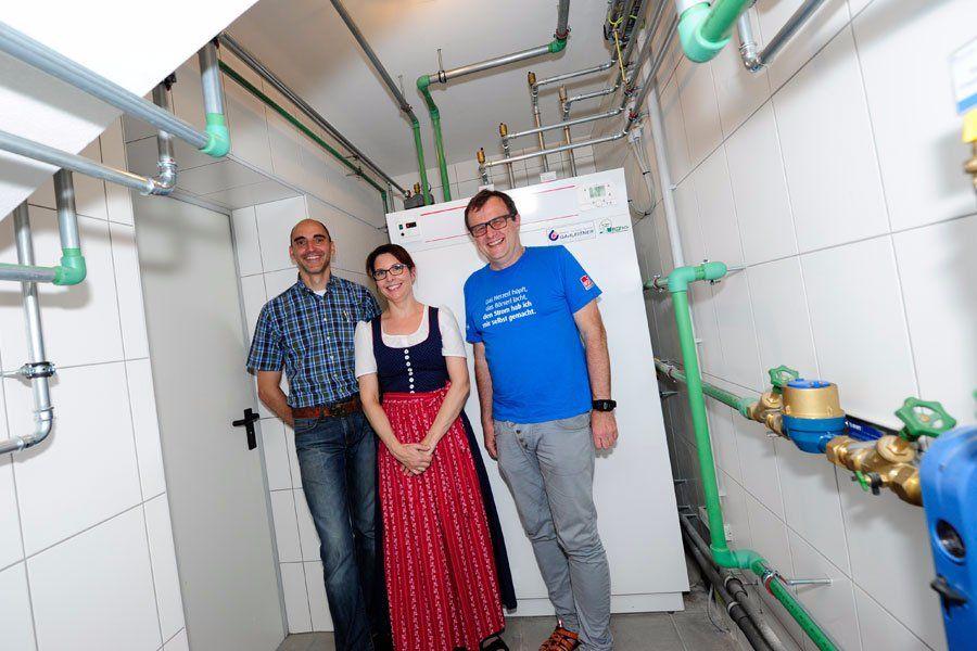 Gahleitner GmbH & Co KG • Karin und Oskar Ernst