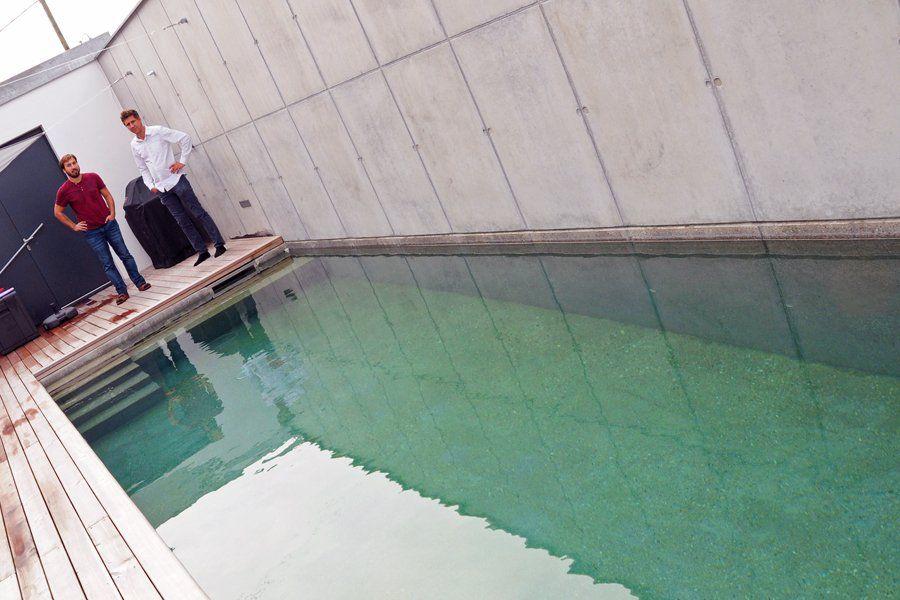 Das gesamte System hat uns einfach überzeugt – der Vorteil, unser Haus, Warmwasser und Pool mit einer Anlage zu heizen ist genial – effizient uns sauber obendrein!