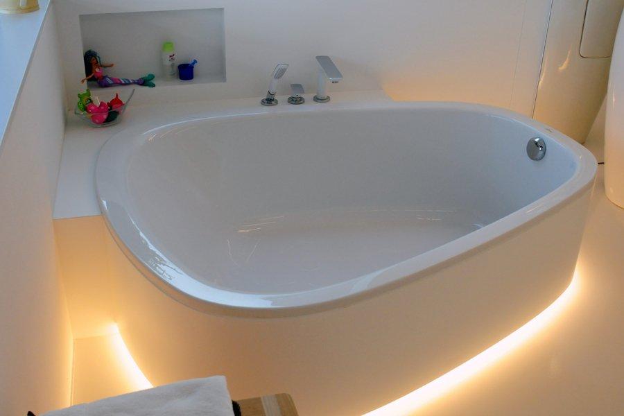 Badkonzept und Badplanung: Architekt DI Markus Planteu