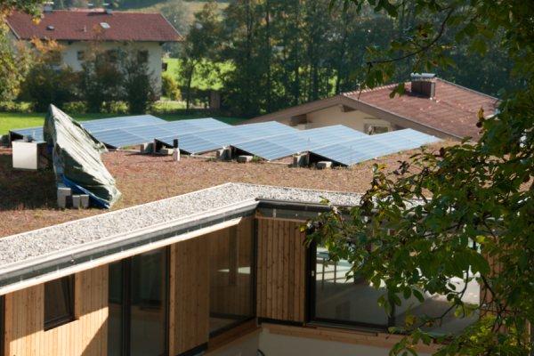 Erneuerbare Energie im Fokus