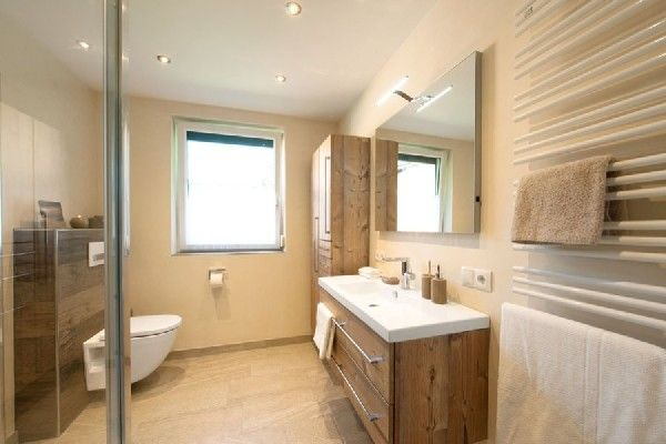 Duschen mit Infrarotwärme