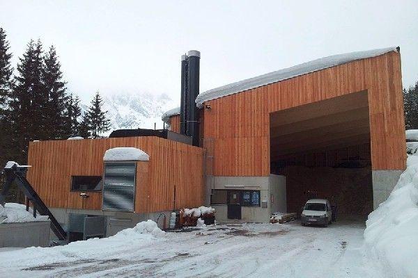 Biomasse für Gemeinde