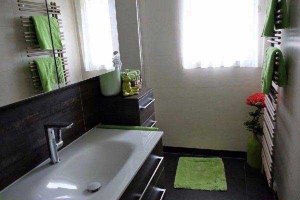 Alles neu in Bad und WC