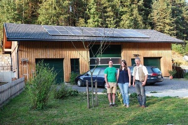 Solarstrom aus Überzeugung