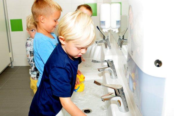 Toilettenspaß für die Kleinsten