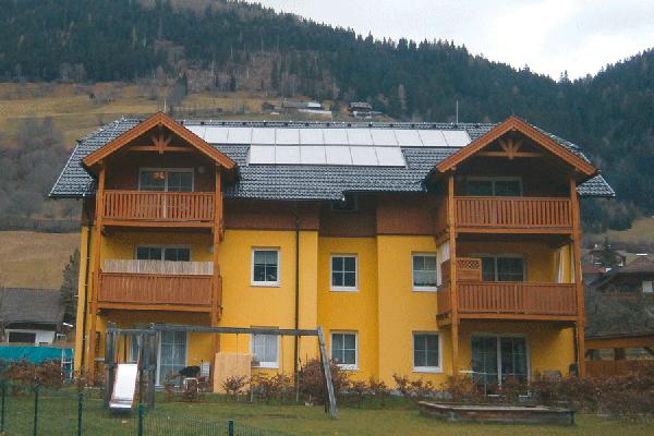 Effiziente Solaranlage