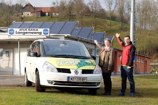 Solar für die Sportler