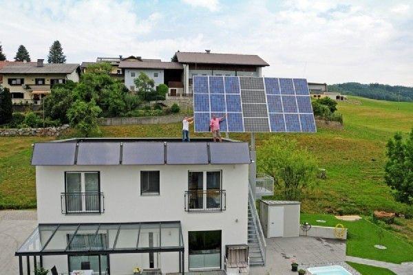 Energieautarker Neubau