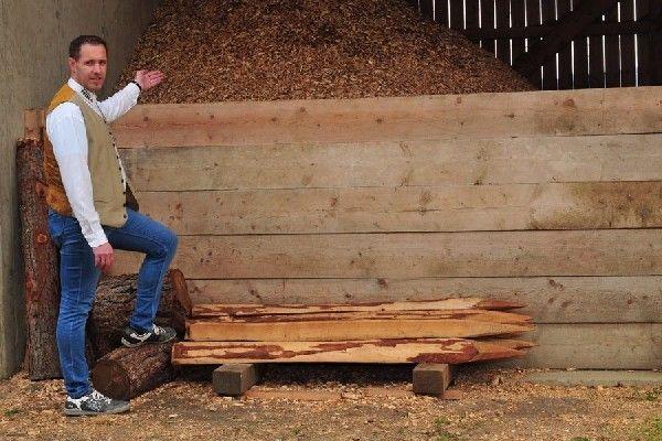 Komfortabel Heizen mit Holz