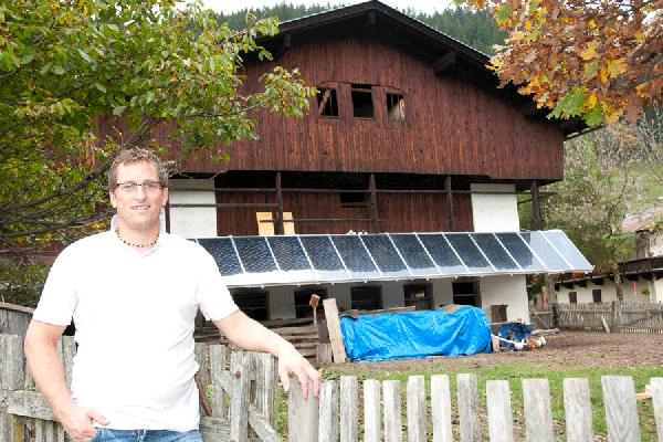 Platz für Solar