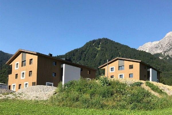 Pellets + Solar 18 Wohnungen
