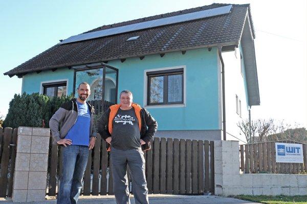 Sparen durch Photovoltaik