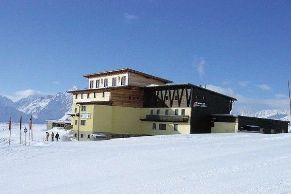 Solaranlage für Berghotel
